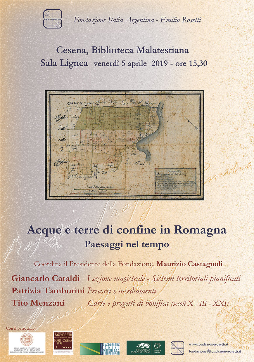 Evento Romagna acque e terre di confine
